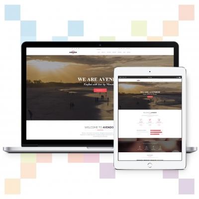 Avendor-HTML